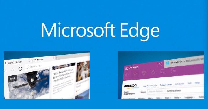 Microsoft Edge, el nuevo navegador que reemplazará al Internet Explorer